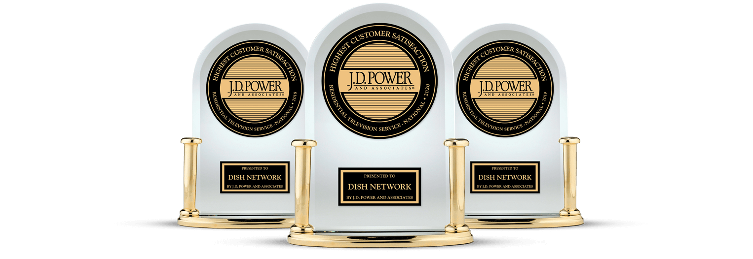 DISH Customer Satisfaction - Ranked #1 by JD Power - Digital Blue in St. Louis, Missouri - DISH Authorized Retailer